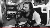 WWE Payback 2017 Braun Strowman destroy Roman Reigns after end of Match