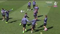 Le toro phénoménal du Real Madrid