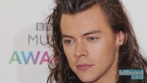 Harry Styles Announces 'Live on Tour' Dates   Billboard News