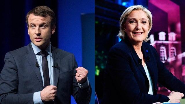 France votes again, results season