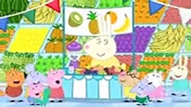 Peppa Pig Fruit Episode 45 (English) tv series 2017