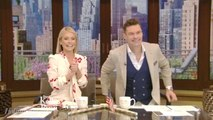 Ryan Seacrest to Co-Host With Kelly Ripa on 'Live With Kelly' | THR News