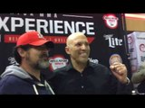 UFC hall of famer Royce Gracie , Tito Ortiz , Bellator champs autograph session