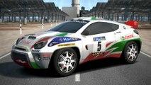 Eiger Nordwand - Court - Toyota RSC Rally Raid Car - Voitures de rallye à 4 roues motrices Super tour - 500pp