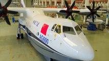 China Has Built The World's Biggest Amphibious Aircraft