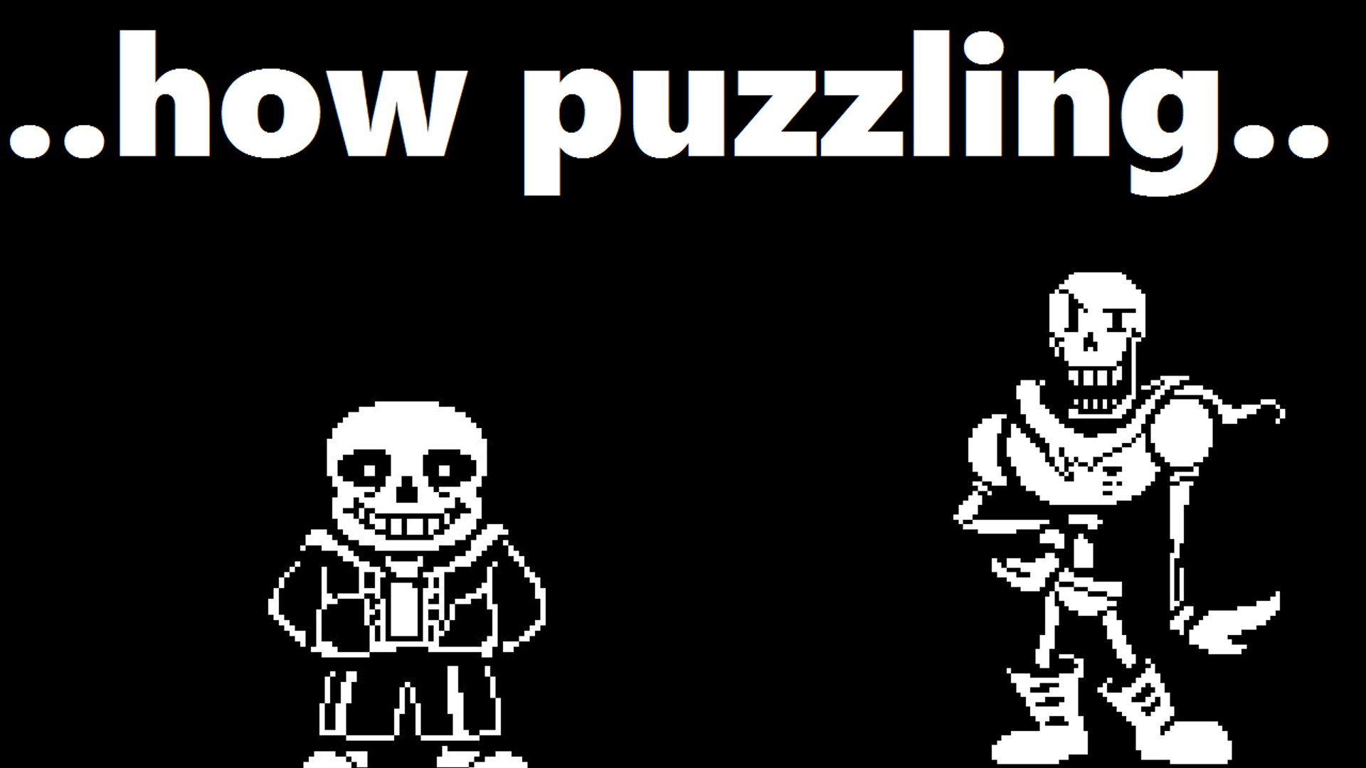More Puzzles! - Undertale Playthrough pt 3 (Gameplay/Let's Play)