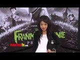 Teala Dunn FRANKENWEENIE Los Angeles Premiere ARRIVALS