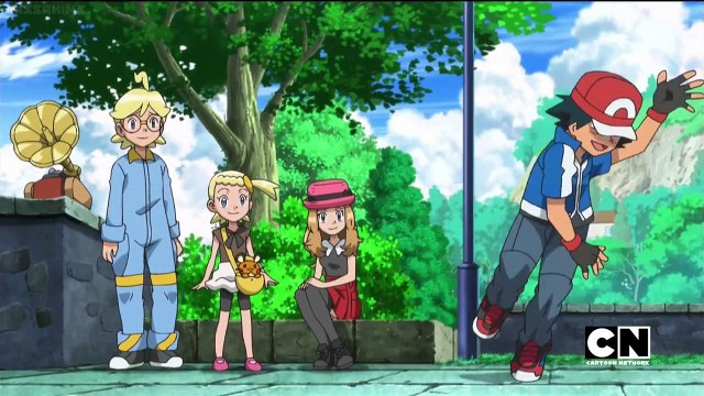 Pokémon XY - 42 - Origins of Mega Evolution!