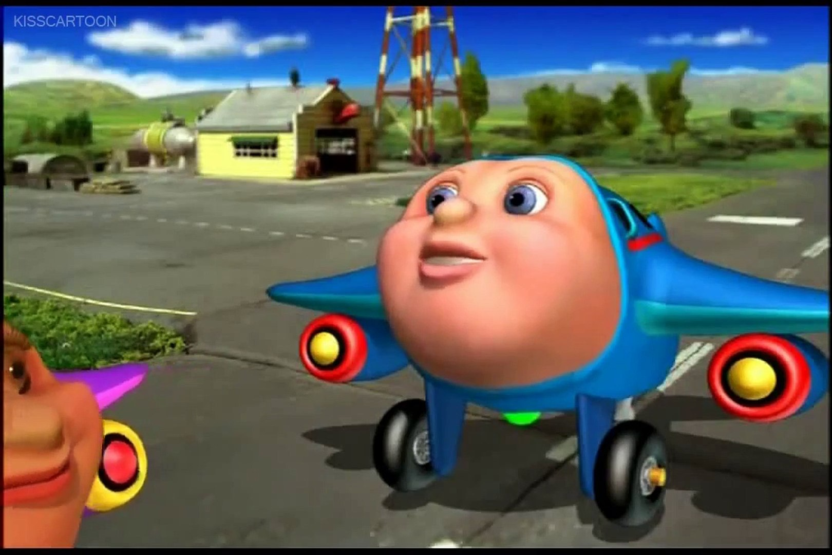 Jay Jay The Jet Plane Episode 032a I Love Your Funny Face
