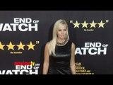 """Jennie Garth """"End of Watch"""" Premiere Red Carpet ARRIVALS"""