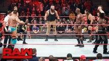 Wwe Raw 05_01_2017 Apollo Crews Vs Heath Slater Full HD