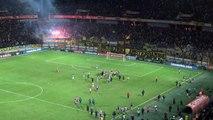 Palmeiras divulga novas imagens da briga assista!