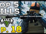 Jeux videos du 63 ( Grand Theft Auto V ) ( Quelqu'un à parlé de yoga - Episode 18 )