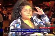 Cercado de Lima: familia de joven asesinado exige justicia