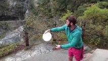 Le roi du frisbee : ce gars est dingue!