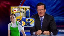 Stephen Colbert Cracks Up - Breaks Character - Bloopers Colbert Report - Comedy Gold Compilation