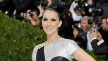 Celine Dion Makes Her Met Gala Debut in Unique Custom Versace