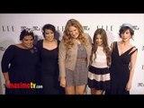 Sarah Hyland, Kat DeLuna, Sophia Bush // ELLE and Miss Me Album Release Party
