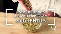 Cross Utilization and Menu Plan Overs with Lentils - Lentil and Bulgur Pilaf-0PQfqtAhF