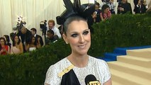 EXCLUSIVE: Celine Dion Gets Candid About Her 'Emotional' Connection to Versace at the Met Gala