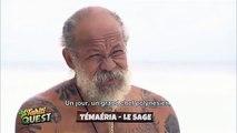 TAHITI QUEST Episode 5  - Le Sage Témaéria raconte la légende du Monoï _ Bon