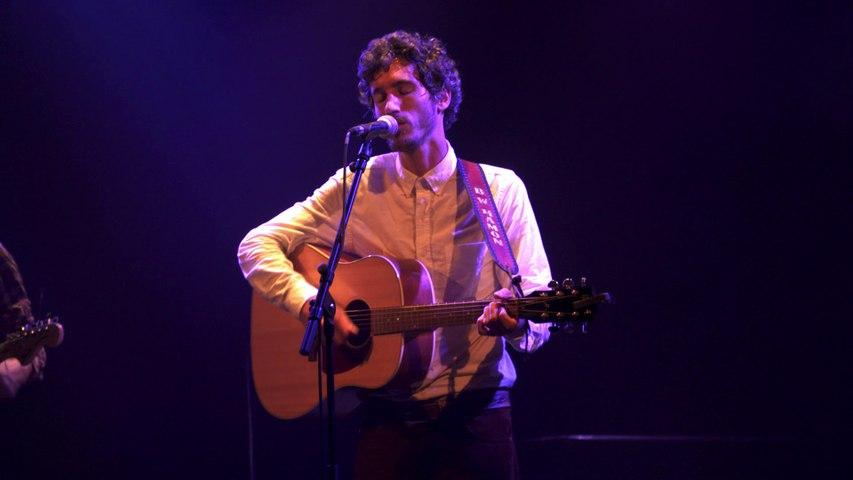 """Baptiste W Hamon en live """"J'aimerais tant que tu reviennes"""" - Scène Sacem Chanson"""