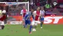 Ajax – Heerenveen. 5 - 1 Résumé