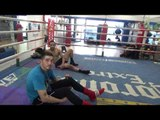 rios - in the ring everyone got a chance to win EVERYONE EsNews Boxing