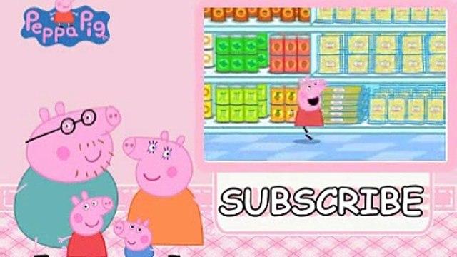 Peppa Pig Season 1 Episode English 41 Shopping Movie HD
