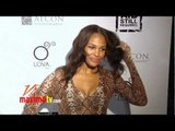 """Samantha Mumba at Aid Still Required """"Big Easy Juke Joint"""" Event Arrivals"""