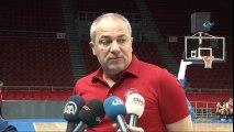 A Milli Kadın Basketbol Takımı Başantrenörü Hedefini Açıkladı