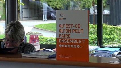 Le conditionnement des plaques Kalon à l'Esatco de Guingamp !