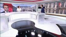 Présidentielle : un sondage Ipsos donne Emmanuel Macron vainqueur