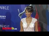 "LisaRaye McCoy at ""Sparkle"" Premiere Arrivals"