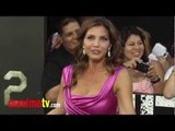 "Charisma Carpenter at ""The Expendables 2"" Los Angeles Premiere ARRIVALS"
