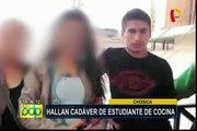 Chosica: hallan cadáver de estudiante de cocina que desapareció en río Rímac