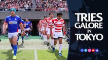 YT Japan score 12 tries against Korea at Asia Rugby Championship