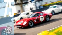 PUBLISHED On board V12 Ferrari 250 GTO/64 racing at Goodwood