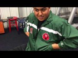 Robert Garcia, Josesito and Pita talk boxing nicknames that stick to the fighters - esnews boxing