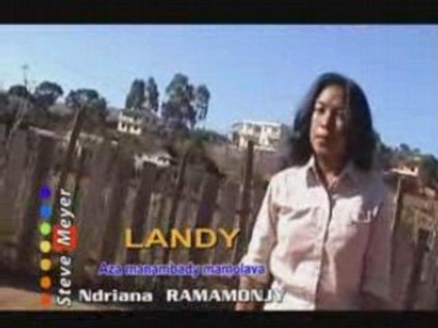Aza manambady mamolava - Landy - Ndriana Ramamonjy
