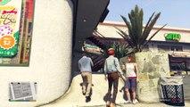 GAME GOD - GTA 5 Funny_Brutal Kill weird attacks!!!!!!