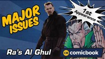Ra's Al Ghul's First Appearance - Major Issues