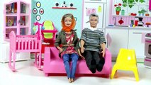 Barbie ve Ailesi Bölüm 46 - Okullar Açılıyor