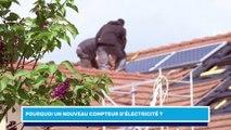 VOTRE NOUVEAU COMPTEUR D'ÉLECTRICITÉ - LA MINUTE INFO : Les avantages collectifs du nouveau compteur d'électricité