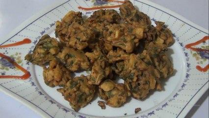 Palak Pakora Recipe By Arshadskitchen