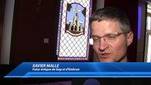 D!CI TV : Hautes-Alpes : Première visite pour Xavier Malle, le futur évêque de Gap et d'Embrun