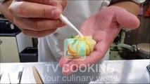 Amazing mochi processing art-Qj