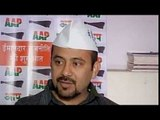 Dilip Pandey alleges Delhi Police bus tried to run him over