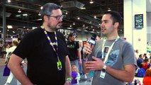 Player Attack chats to Oz Comic-Con founder Rand Ratinac [SE5 EP07 2/4]