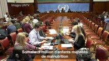 Somalie: 1 million d'enfants menacés de malnutrition (UNICEF)